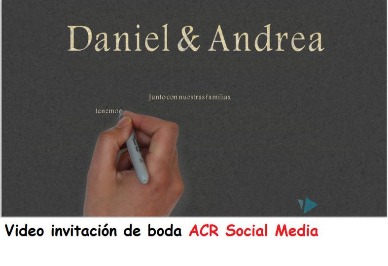 Invitation  VideoScribe