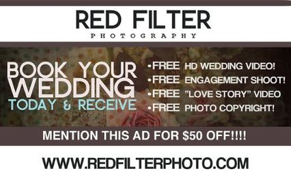 Red Filter Photography & Media 1