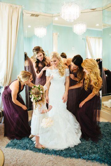 waterpoint bridal dressing salon