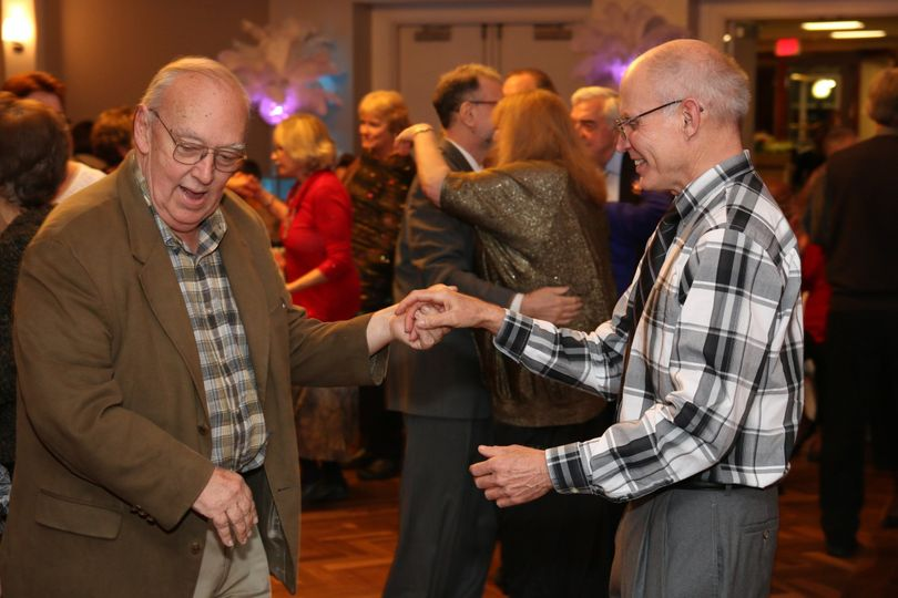 LEISURE WORLD OF MARYLAND LGBT GALA DECEMBER 2015A Memorable Party