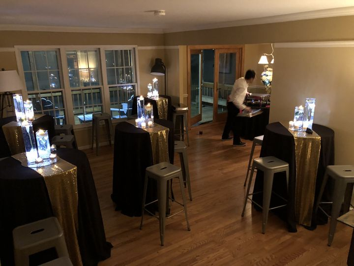 RESIDENTIAL WEDDING, VIRGINIA NEW YEARS EVE 2017 A Memorable Party