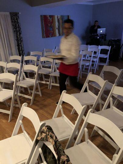 RESIDENTIAL NYE WEDDING, VIRGINIA 2017