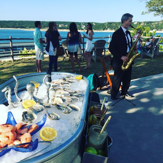 Aphrodite Oysters engagement
