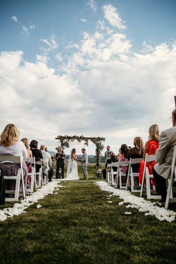Keystone Wedding