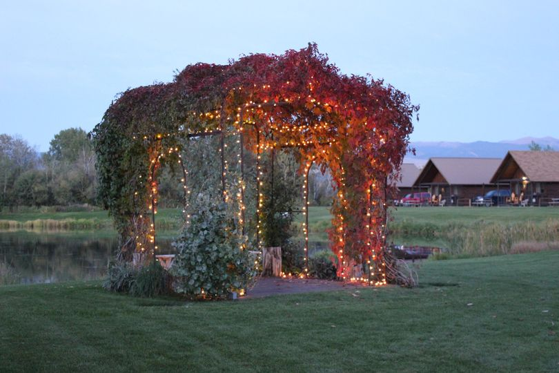 arbor lighted 2 51 737628