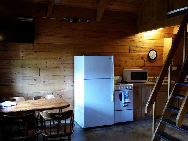 Tmx Kitchen Of Cabins 51 737628 Hamilton, MT wedding venue