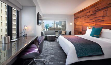 W Seattle Hotel 1