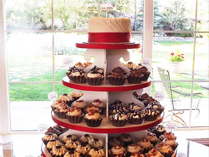 Tmx 1380203365964 Trent Broomfield wedding cake