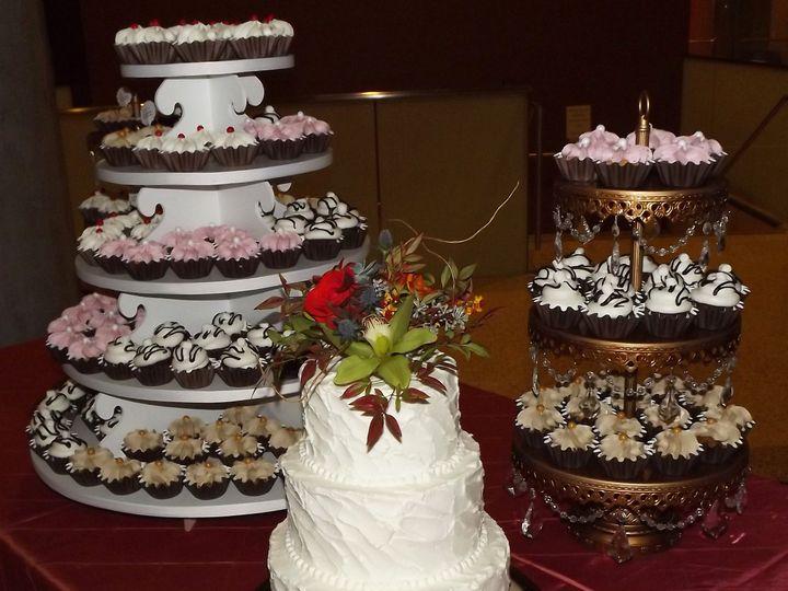 Tmx 1380203391419 Mcconatywedding Broomfield wedding cake