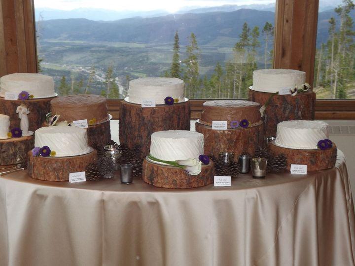 Tmx 1380203447965 Dscf7080 Broomfield wedding cake