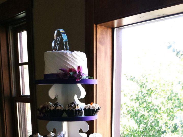 Tmx 1394210424320 Stacyjo Broomfield wedding cake