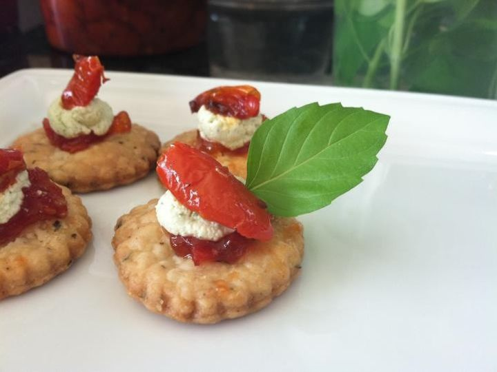 Tmx 1371953489248 Herbed Shortbreads Baltimore, MD wedding catering