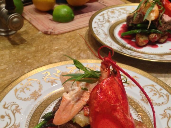 Tmx 1371953556855 Risotto Lobster Baltimore, MD wedding catering
