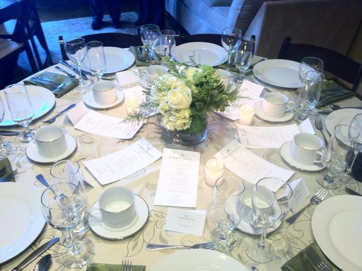 Tmx 1371953590414 Table Display2 Baltimore, MD wedding catering