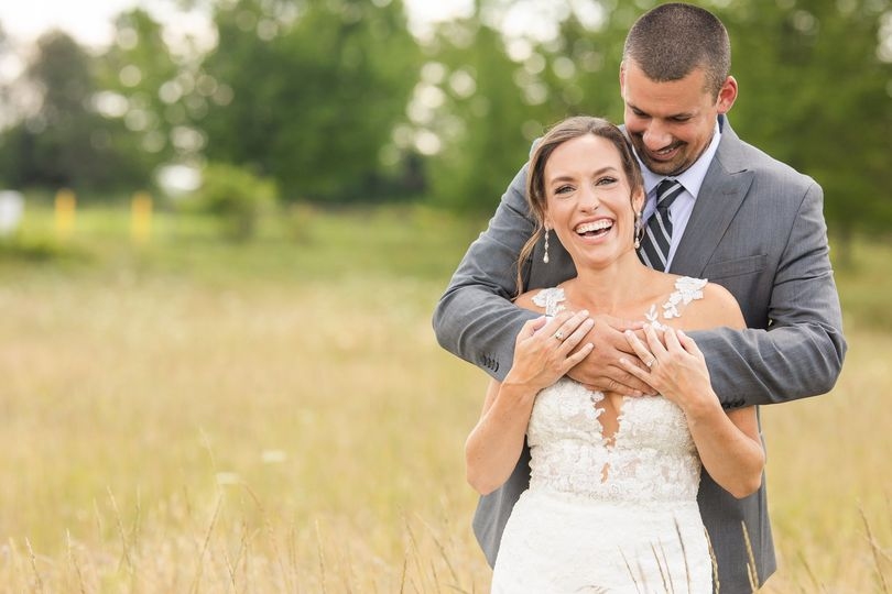 Vermont Bride and Groom