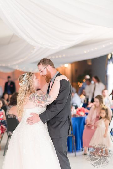 Altona, New York wedding