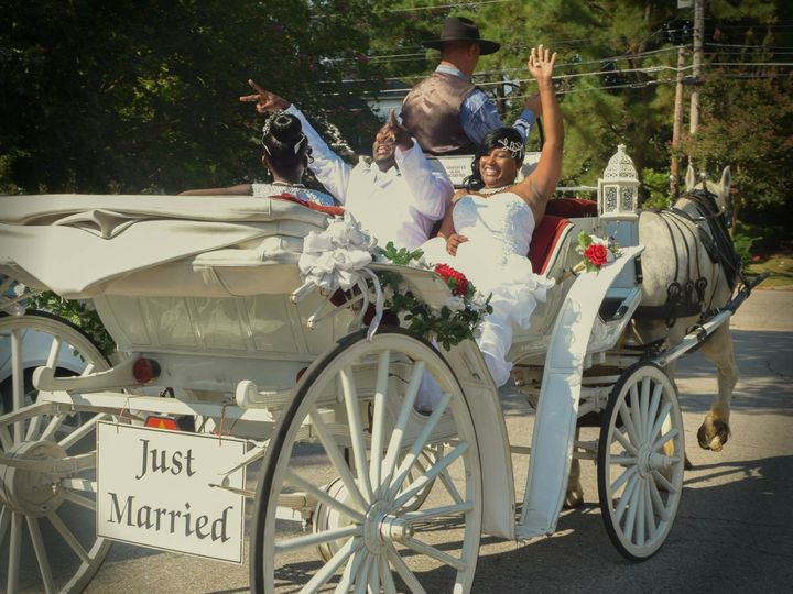 Tmx 1480393778469 Horse And Carriage2 Pm Raleigh, NC wedding eventproduction