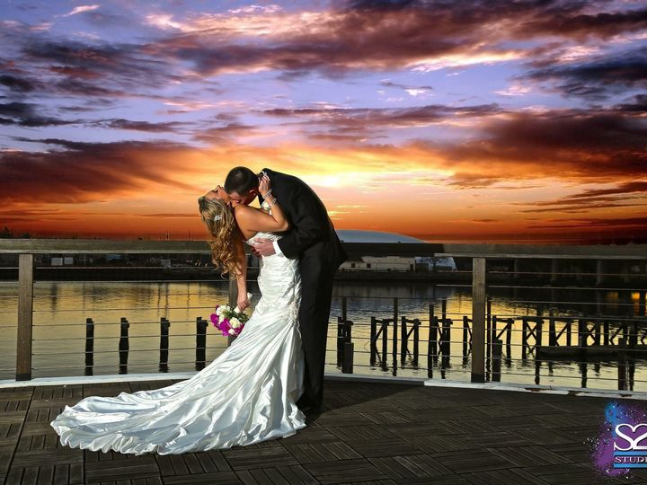 Tmx 1473437239693 Sunset On Deck Studio 27 Island Park, New York wedding venue