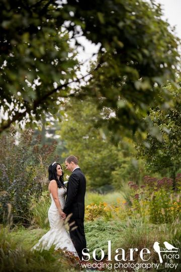 The Bressingham Garden - Solare Wedding Photography