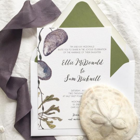 Cape Elizabeth wedding