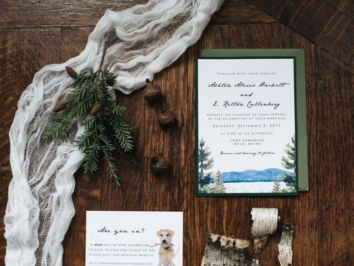 Tmx 1509505392894 Akwedding799 Portland wedding invitation