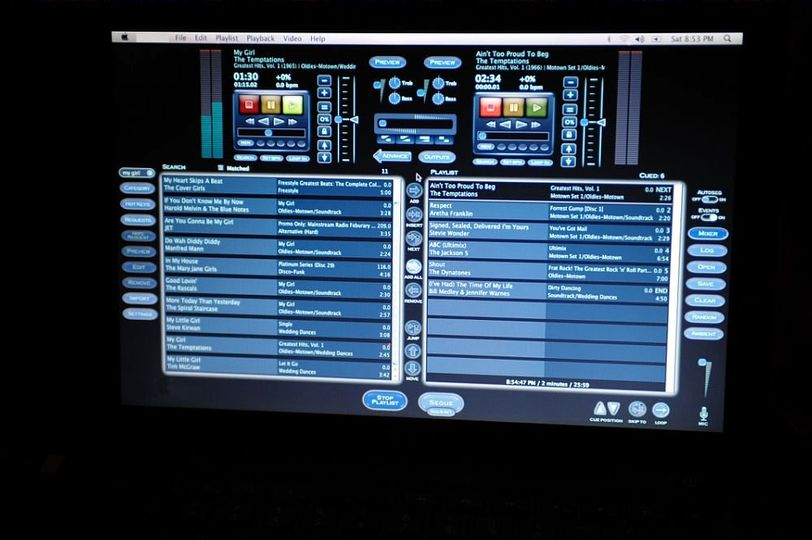 The dj mix