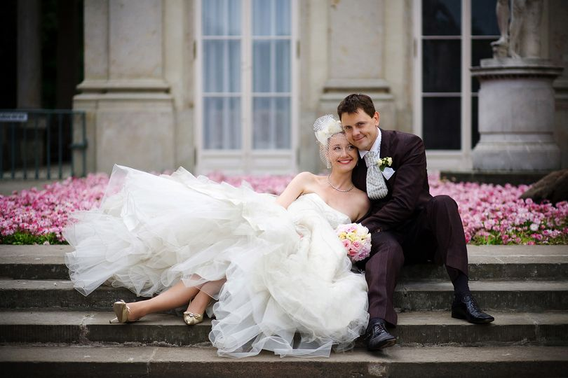 "Magda, SilverBox brideWarsaw • Poland ""We were so lucky to have Kim shoot our wedding. We thought..."