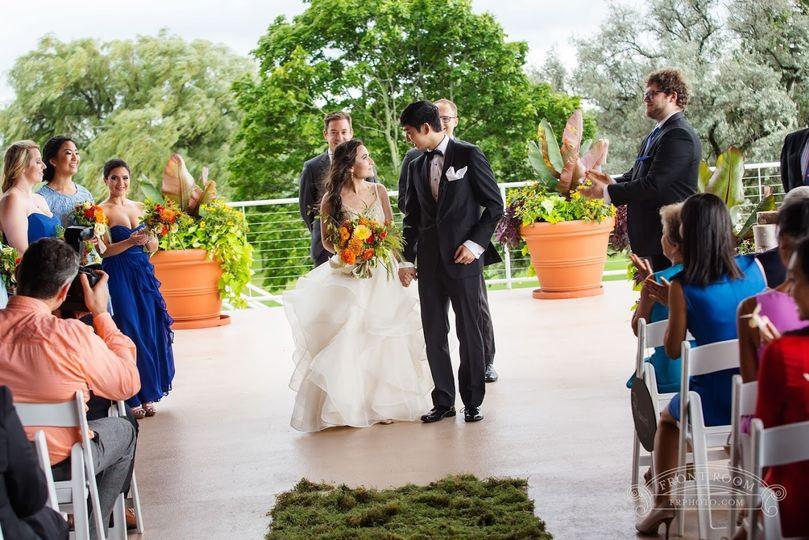Ceremonies onsite