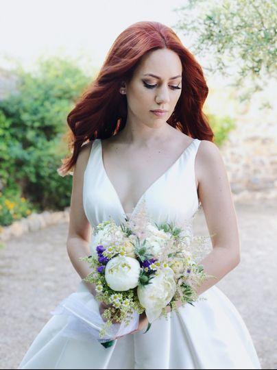 Bridal Make-up in Athens