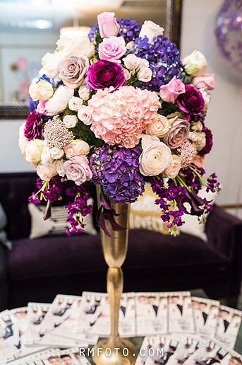 olivias bridal arrangement