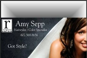 Amy Sepp at R Salon