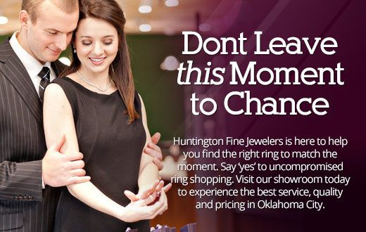 At Huntington we offer the top brands in both bridal and fashion jewelry, allowing our customers to...