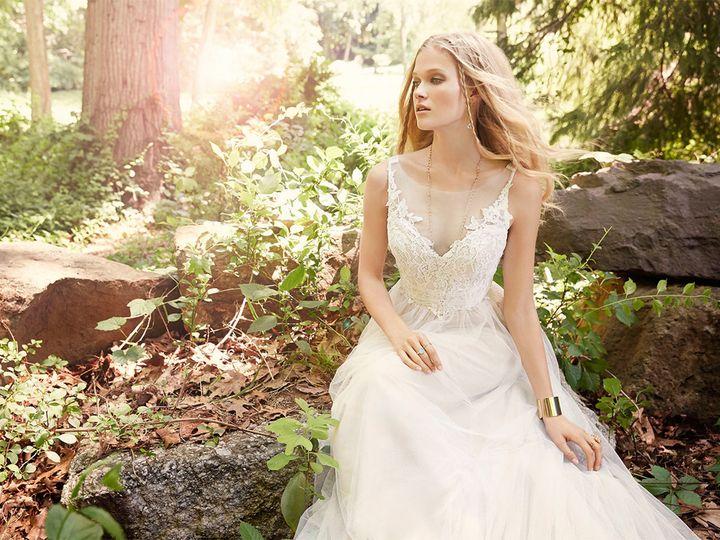 Tmx 1440188040921 Ti Adora Bridal English Net A Line Ivory Floral La Edmond wedding dress