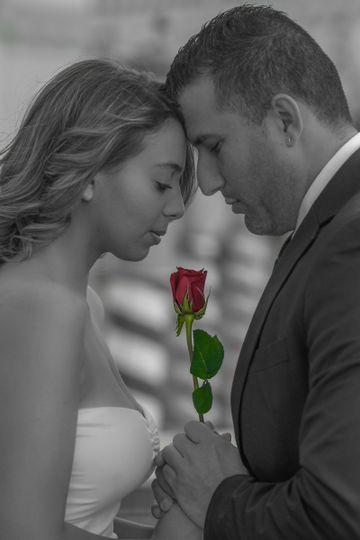 rose wed 1