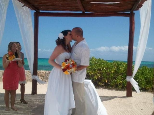 Tmx 1340388633800 AnthonyAhnaRosenblumNewlyweds Metamora wedding travel