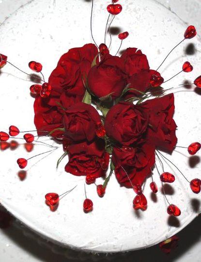 RosesonCake2