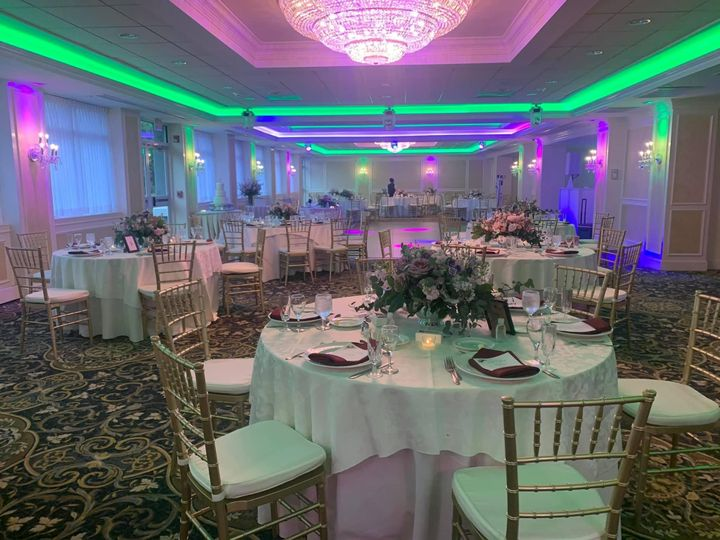 Tmx Somerset Ballroom Green Lights 51 2828 161823906271888 Bridgewater, NJ wedding venue