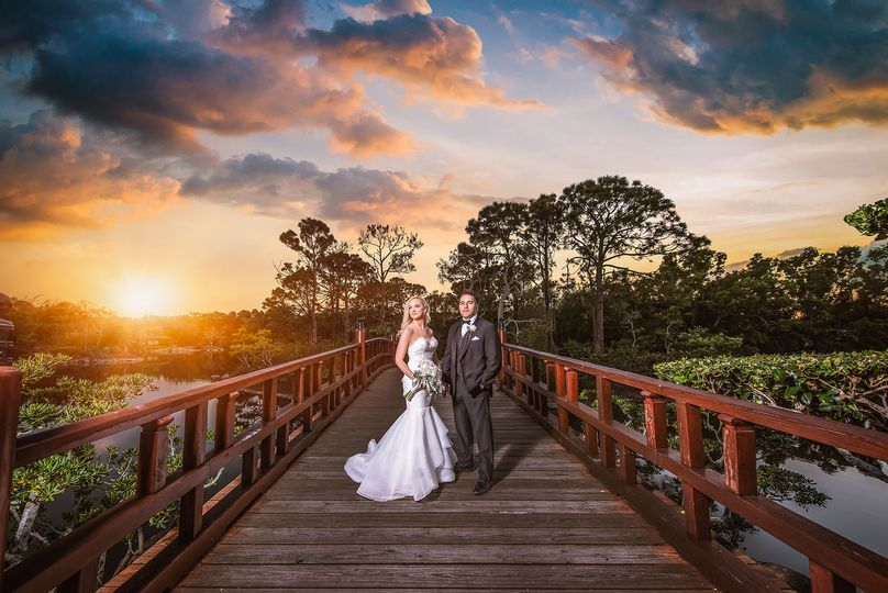 Morikami Wedding
