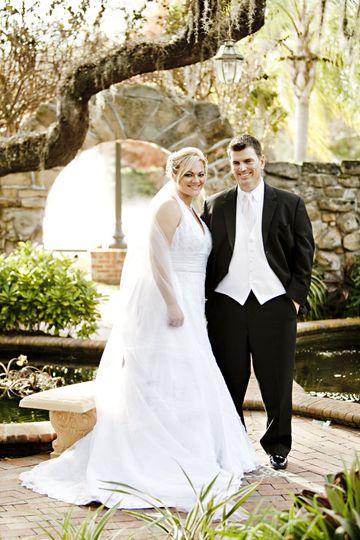 Congress Park Saratoga- Canfield Casino wedding