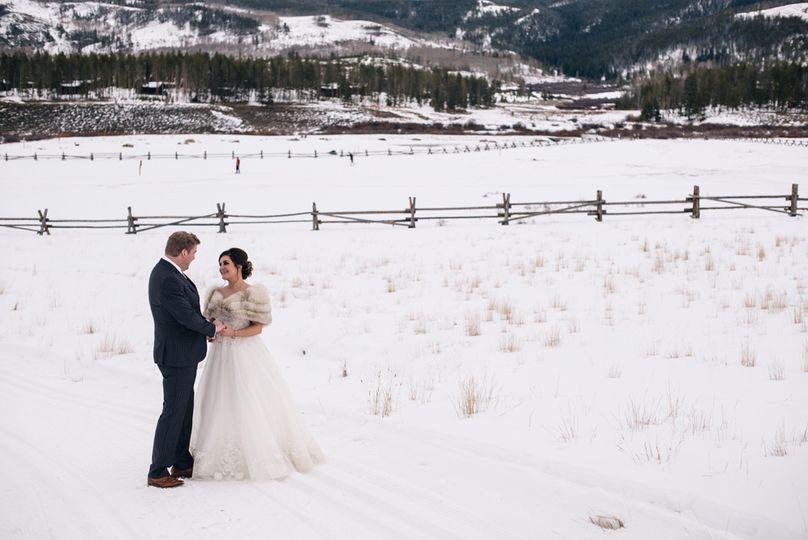 Winter Wedding Fort Anne