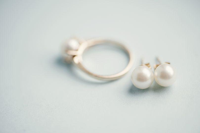 Rings + Pearls
