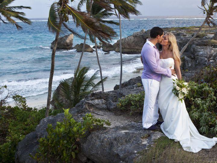 Tmx 1498351531255 Caribbean Couple Marshfield wedding travel