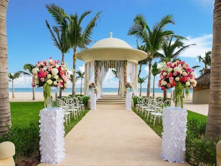 Tmx 1498423212646 Hyatt Ziva Marshfield wedding travel