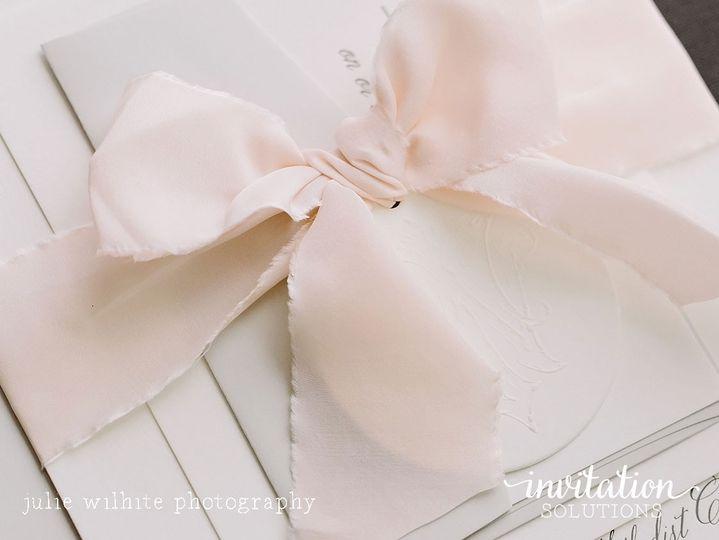 Invitation solutions invitations houston tx weddingwire 800x800 1480631940967 embossedmonogram 800x800 1480631941116 blushandgrayinvitation stopboris Image collections