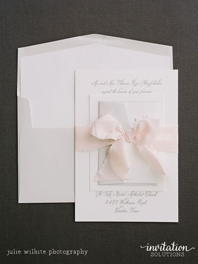 Invitation solutions invitations houston tx weddingwire 800x800 1480631940967 embossedmonogram 800x800 1480631941116 blushandgrayinvitation stopboris Gallery