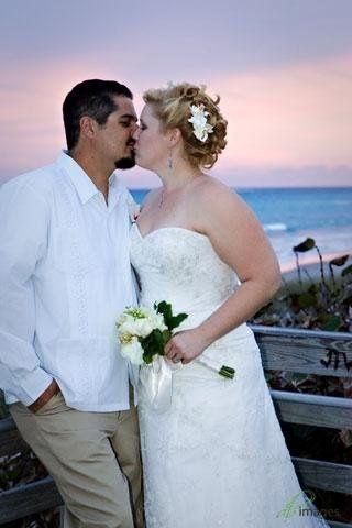 Laurel and Nick's Wedding January 3, 2009 Jupiter, Florida