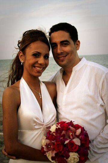 Bileyda and Carlos's Wedding April 11, 2009 Key Biscayne, Florida