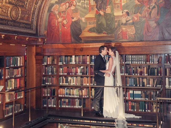 Tmx 1484623026278 Katenjohnlibrary2 New York, NY wedding planner
