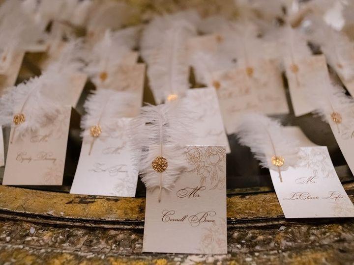 Tmx 1485544507683 Shellaplacecards New York, NY wedding planner