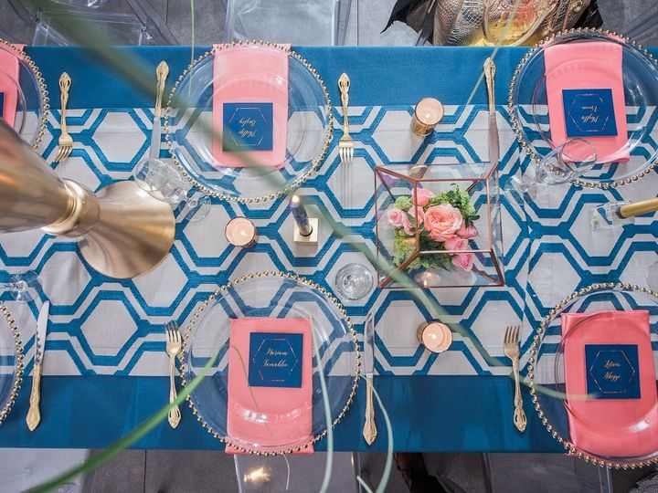 Tmx 1486077848393 Tracyweddingtable New York, NY wedding planner